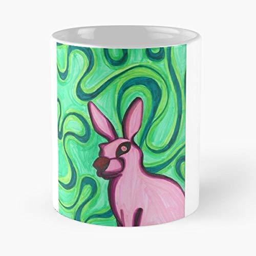 Graphic Marker Hypnotic Wonderland - Handmade Funny 11oz Mug Best Holidays Gifts For Men Women Friends.]()
