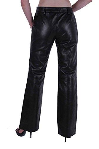 Dolce & Gabbana D&G Pantalon en cuir Noir Taille 32; 40 #53