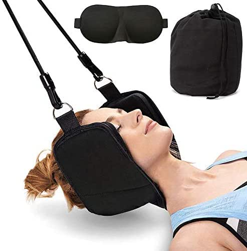 Neck Relief Hammock for Neck Pain Head Hammock for Headache Neck Support Portable Relieves Back and Shoulder Pain