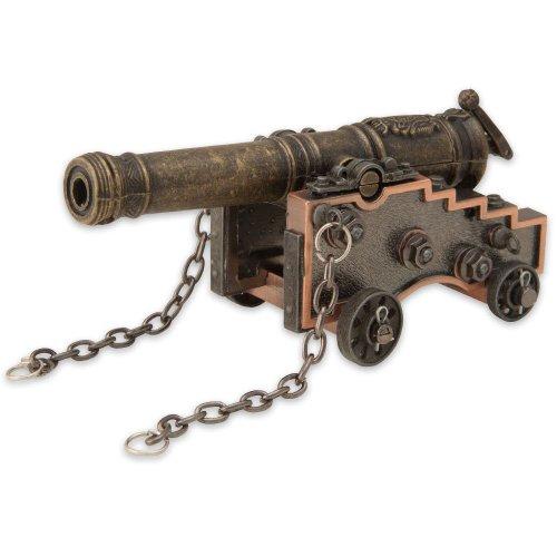 Mini Replica Civil War Field Cannon, Outdoor Stuffs