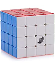 D-FantiX Cyclone Boys 4x4 Speed Cube Stickerless Enhanced Version Smooth Magic Cube Puzzles (60mm)