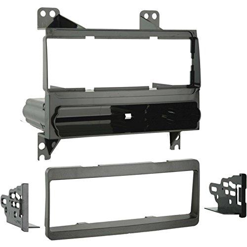 (Metra 99-7326 Single DIN Installation Kit for 2007-2009 Hyundai Elantra Vehicles (Black))