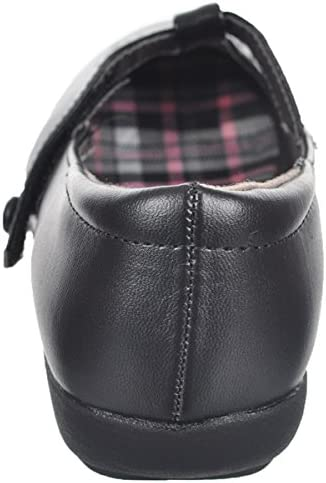 French Toast Girls Enid T-Strap School Shoes