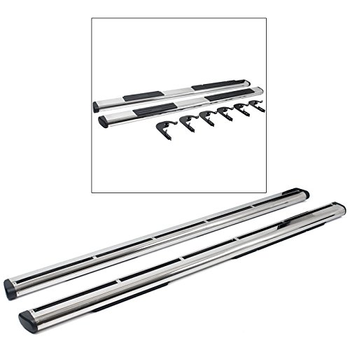 04 avalanche running boards - 2