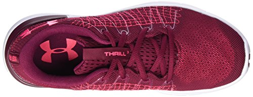 sneakernews sale online Under Armour Women's Thrill 3 Black Currant/White/Penta Pink free shipping 2015 new clearance store online discount fashion Style genuine for sale 1OxYA