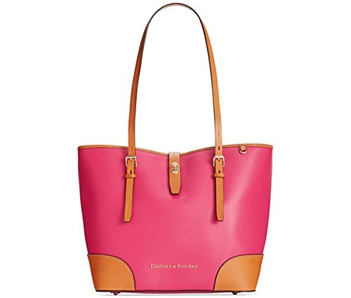 Dooney & Bourke Cosmetic Case (Dooney & Bourke Claremont Dover Tote in FUCHSIA)