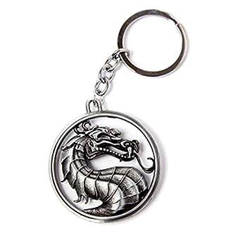 WESEEDOO Amuleto del Dragón Llavero Encantos De La ...