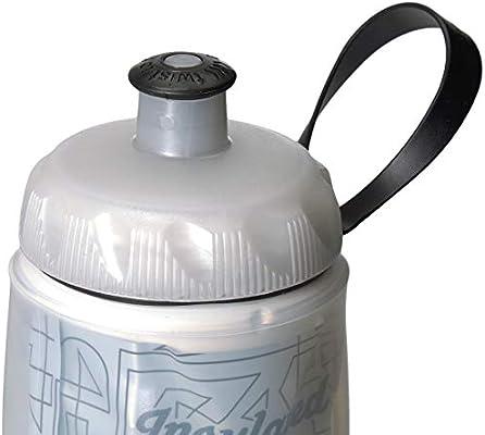 Polar Bottle Bidón térmico, Unisex Adulto, Bike Lines, 24oz ...