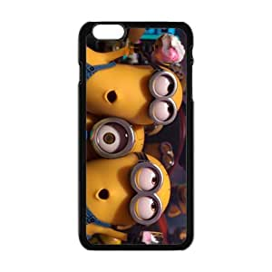 Mischievous Minions Cell Phone Case Cover For Apple Iphone 4/4S