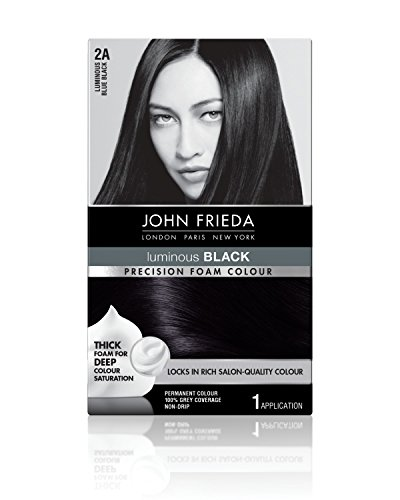 John Frieda Precision Foam Colour, Blue Black 2A