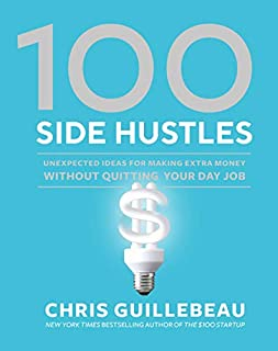 Book Cover: 100 Side Hustles: Unexpected Ideas for Making Extra Money Without Quitting Your Day Job