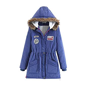 Amazon.com: HYIRI Crazy Winter Parka Outwear Coats,Womens