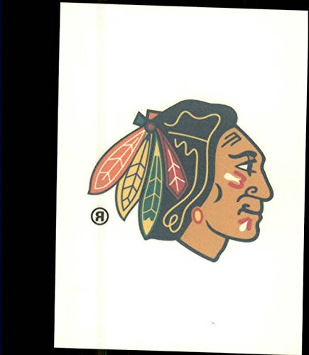 2009-10 Collector's Choice Badge of Honor Tattoos #BH7 Chicago Blackhawks Hockey Card -
