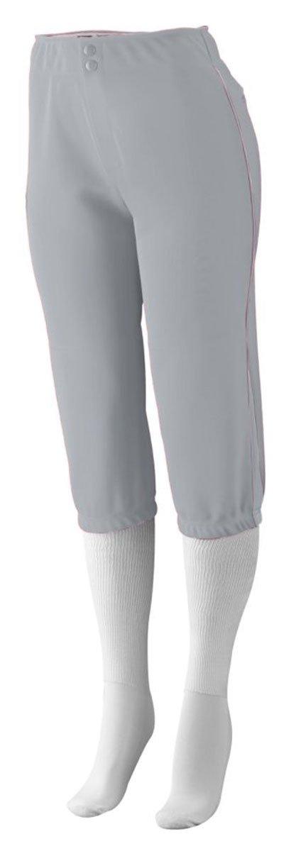 Augusta Sportswear PANTS レディース B00IUJGI5O M Silver Grey/ Silver Grey Silver Grey/ Silver Grey M