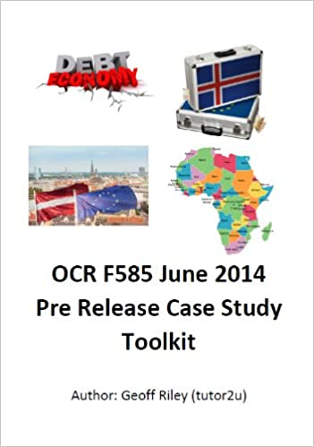 tutor2u ocr f585 case study toolkit for june 2014