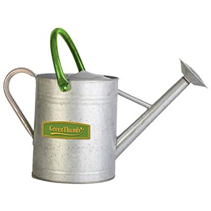 1-Gal. Panacea Products 84876 Watering Can Brushed Copper