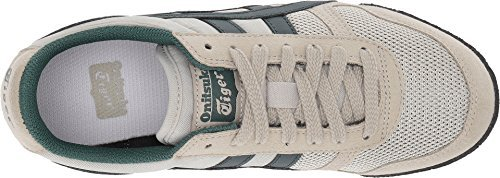 Onitsuka Tiger by Asics Unisex Ultimate 81 Feather Grey/Hampton Green Sneaker