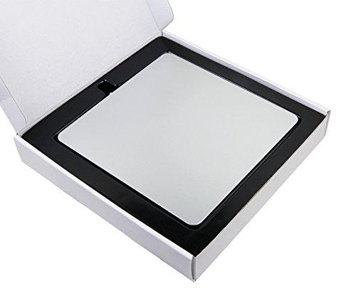 New for Apple MacBook Pro Retina A1398 2013 ME664LL/A 15.4 15 Inch Laptop 8X DL USB SuperDrive Dual Layer DVD RW DL RAM Writer 24X CD-R Burner Portable Slim Optical Drive Silver