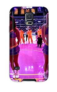 Rene Kennedy Cooper's Shop los angeles lakers nba basketball cheerleader NBA Sports & Colleges colorful Samsung Galaxy S5 cases
