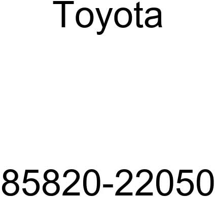 TOYOTA 85820-22050 Power Seat Motor Assembly