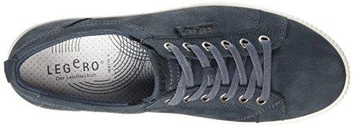 Legero De 600 823 Espadrille Damen Blau (bleu 78)
