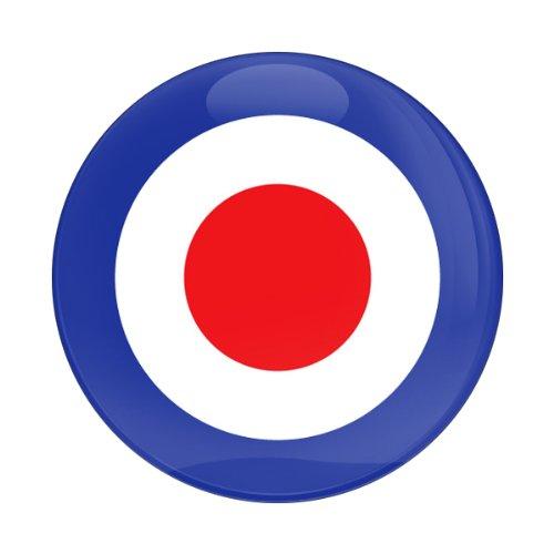 GoBadges CD0058 'British Royal Air Force Roundel' Magnetic Grill Badge