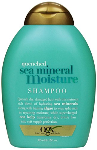 OGX apaga mar humedad Mineral Shampoo-13 oz