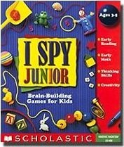 I Spy Junior by SelectSoft Publishing
