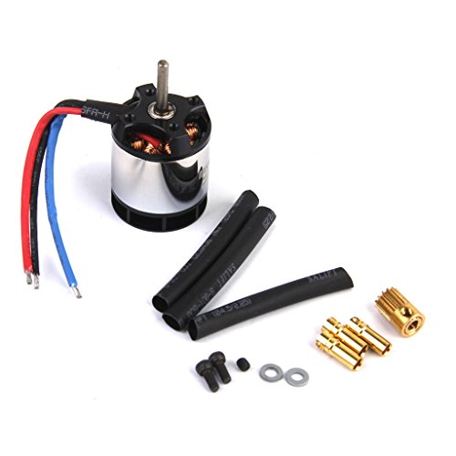 2835-3600KV Brushless Motor for Trex Align 450 RC (T-rex Model Helicopter)