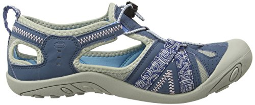 Northwest Territory Carolina-niñas Walking deportes sandalias para mujer zapatillas Azul