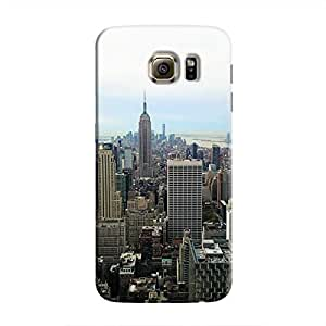 Cover It Up - New York Sky Galaxy Note 5 Hard Case