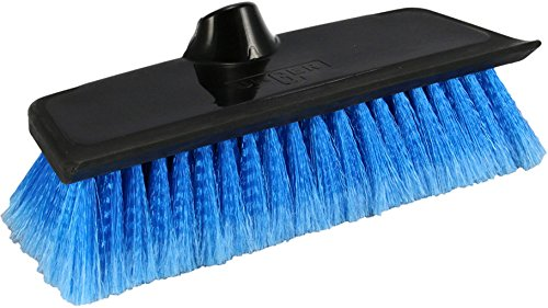 Unger Professional HydroPower Soft Brush with Squeegee, 10