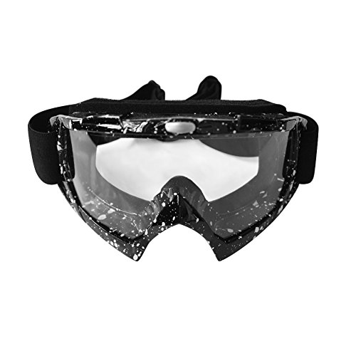 Ski Motorcycle Goggles, Anti UV Safety Eye Protection Anti-Scratch Dustproof Motorbike Goggle, Idea for Tactical Shooting, Skiing, Cycling, Climbing, Snowboarding, Riding & Outdoor Sports - Dragon Apx 2