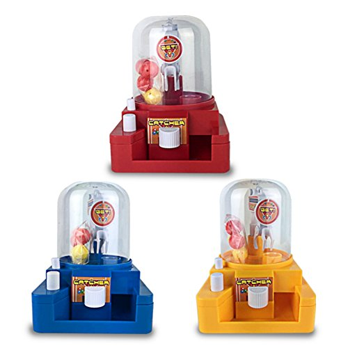 - Balai Mini Claw Game Toys -Claw Grabber Candy / Balls Machine Grabber Toy- Creative UFO catcher toy for Children