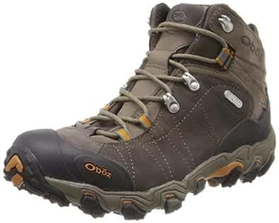 Oboz Men's Bridger BDRY Hiking Boot,Sudan,7 M US