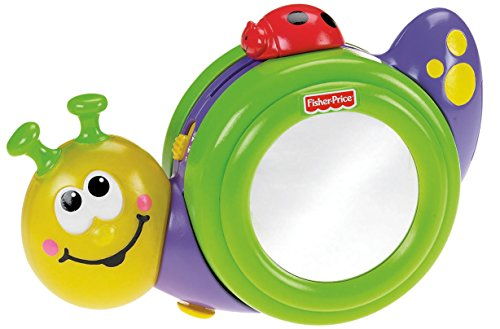 (Fisher-Price Go Baby Go! 1-2-3 Crawl Along Snail)