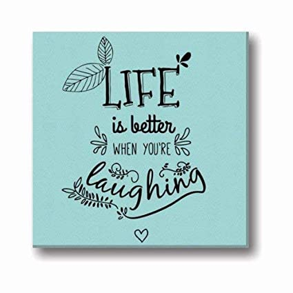 Yaya Cafe Life is Better with Laugh Motivational ...