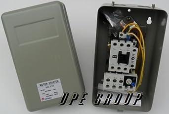magnetic motor starter for electric motor control 5hp. Black Bedroom Furniture Sets. Home Design Ideas