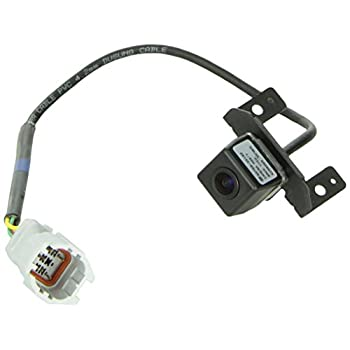 Image of HYUNDAI Genuine 95760-3S102 Back View Camera Assembly Camera Systems