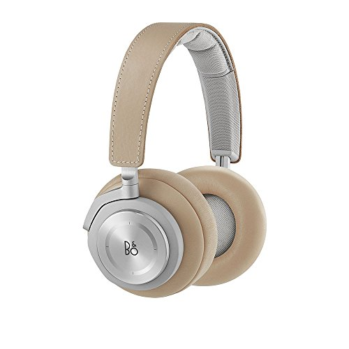 B&O PLAY by Bang & Olufsen Beoplay H7 Wireless Over-Ear Headphone, Bluetooth 4.2 (Natural) by B&O PLAY by Bang & Olufsen