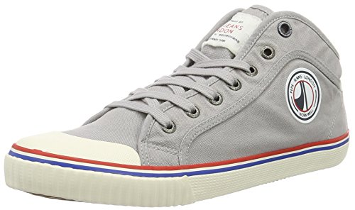 Basses Pepe grey Homme Jeans Gris Sneakers Industry Road w6wSTcxqIU