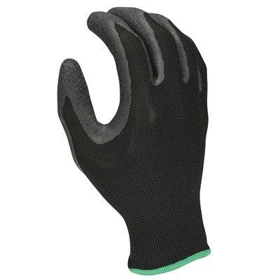- NS Ruf-Flex Air Foam Latex Palm Coated Work Gloves, Medium (18 Pack)
