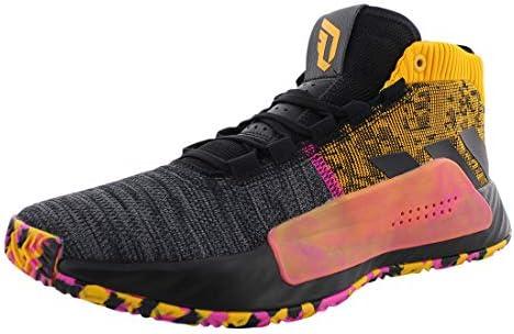 adidas Dame 5 Shoes Men's, Black, Size
