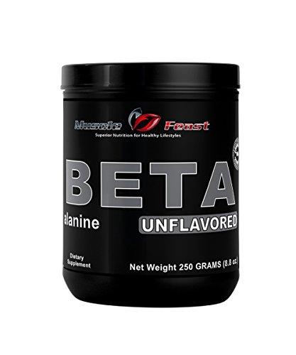 Beta Alanine 250 Grams (8.8 Ounces)