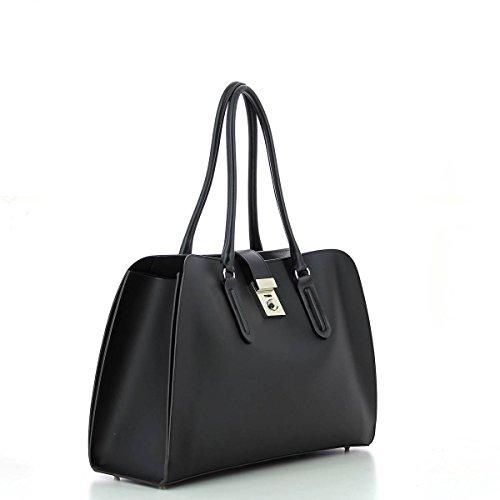 Black Black Milano Milano Bag Furla Shopping Shopping Milano Furla Furla Black Bag Shopping Furla Bag tgUxnCTqw