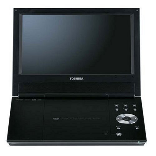 (Toshiba SD-P2900 10.2-Inch DivX Certified Portable DVD Player)