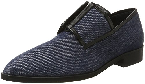 Blau Mujer Alberto BLU Nero Zapatos Scarlet Fermani tIxqOw6x