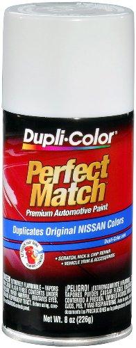 Super White Paint (Dupli-Color BNS0562 Super White Nissan Perfect Match Automotive Paint - 8 oz.)