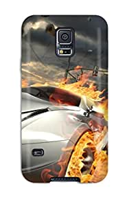 Case Cover Galaxy S5 Protective Case Split Second 8328863K23935771