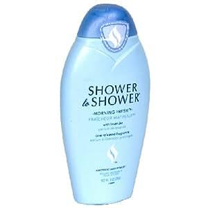 SHOWER TO SHOWER Body Powder Morning Fresh 8 oz (Pack of 3)
